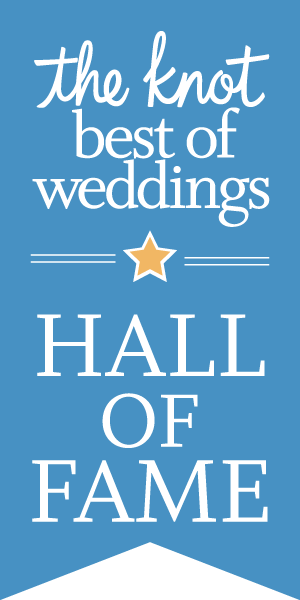 The Knot Best Of Weddings Hall Fame 2017 Press Release