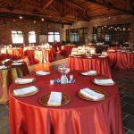 fall wedding reception at 1625 Tacoma place