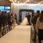 Wedding Ceremony at 1625 Tacoma Place